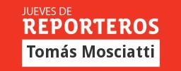 Jueves de Reporteros: Tomás Mosciatti (256x100)