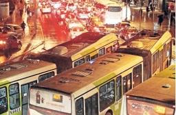 Conflictos Urbanos Transporte