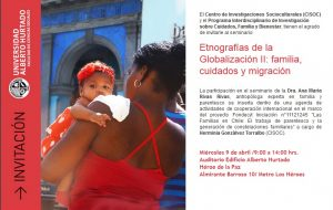 Etnografías de la globalización II...