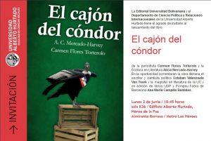 El Cajón del Condor...