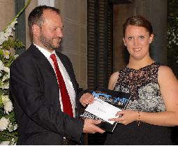 Alumna premiada