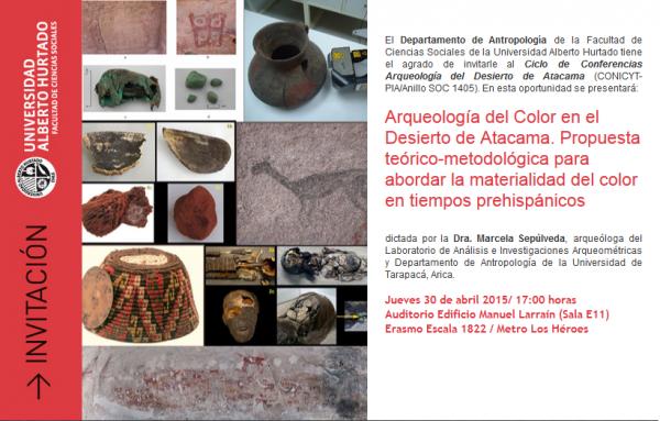 Arqueología del Color en el Desierto