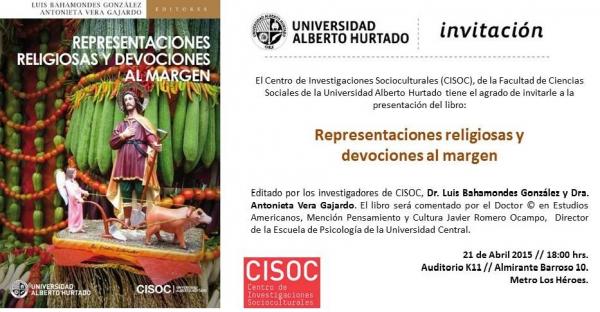 Lanzamiento libro CISOC