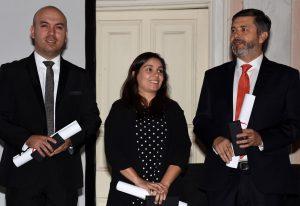 Graduados del Magíster en Estudios Sociales y Políticos Latinoamericanos