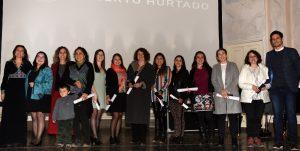 Graduados del Magíster Interdisciplinario en Intervención Social