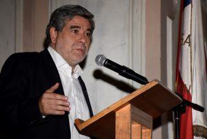 Discurso del Rector de la Universidad Alberto Hurtado, Eduardo Silva S.J.