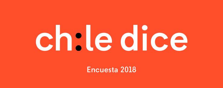 Chile Dice 2018: ¿qué dice Chile de la diversidad?