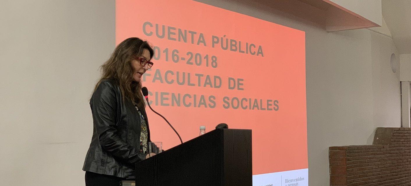 Facultad de Ciencias Sociales inaugura edificio y realiza primera cuenta pública