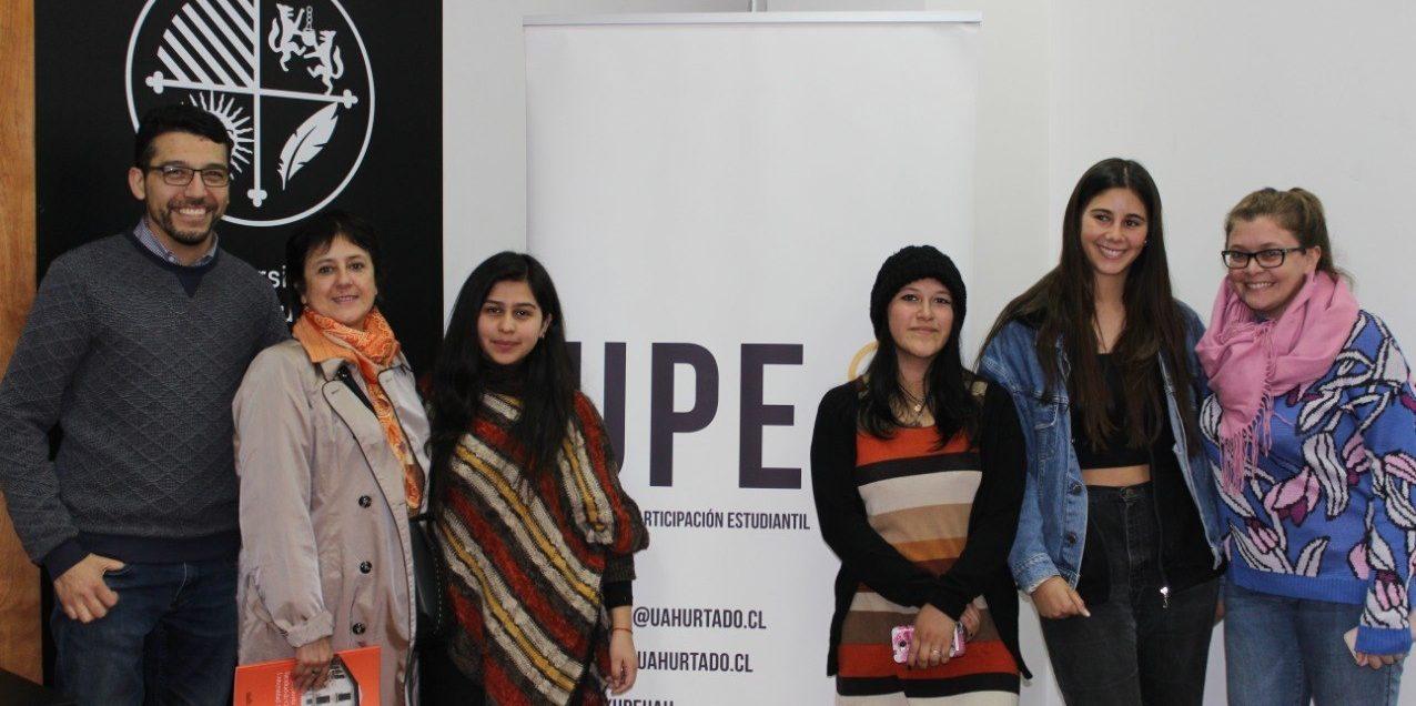 Estudiantes de la Facultad de Ciencias Sociales se adjudican fondos INCUBA 2019