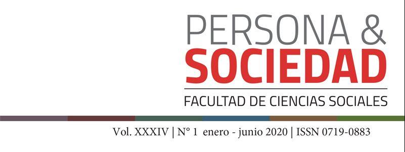 Nuevo Número Revista Persona y Sociedad   Artículos del Concurso Investigadores Jóvenes