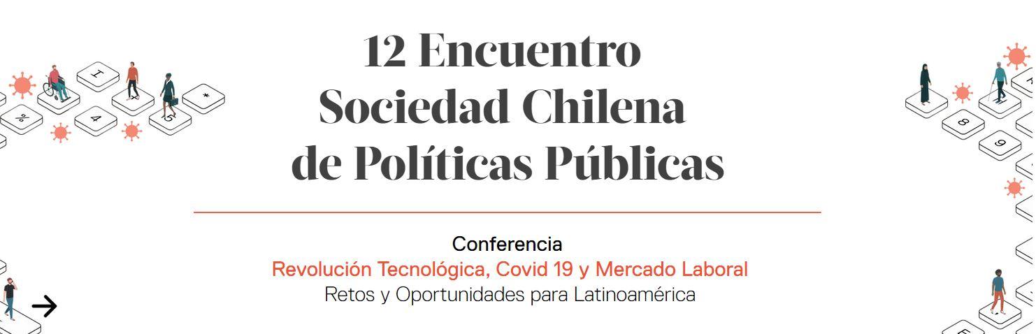 AGENDA   12 Encuentro Anual Sociedad Chilena de Políticas Públicas