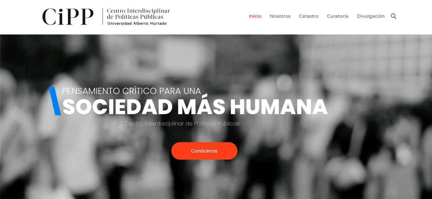 Centro Interdisciplinar de Políticas Públicas (CiPP) de la Universidad Alberto Hurtado inicia sus actividades con la organización de importante encuentro académico