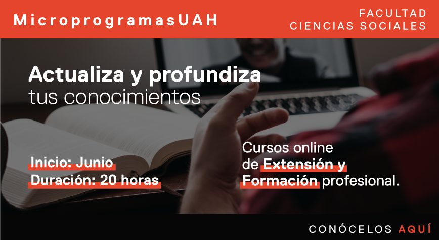 Microprogramas UAH Otoño 2021