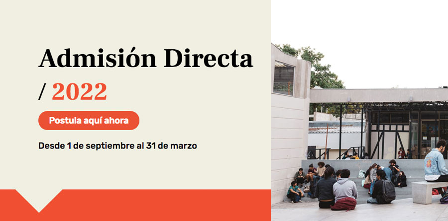Admisión Directa 2022