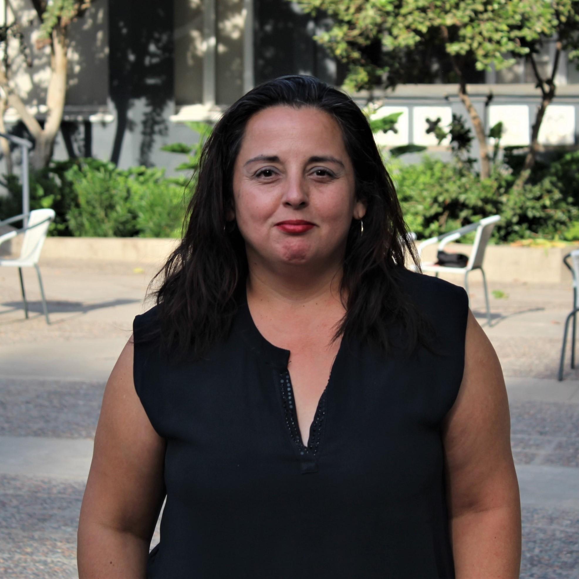 Shirley Götz es la nueva representante de la Comisión de Pregrado de la Facso