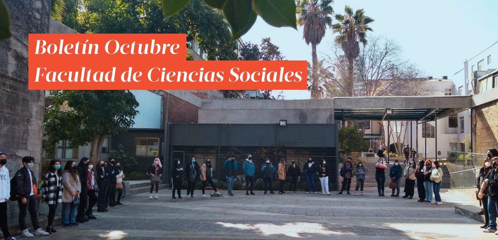 Boletín Octubre   Facultad Ciencias Sociales UAH