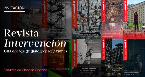 AGENDA   Revista Intervención: una década de diálogo y reflexiones